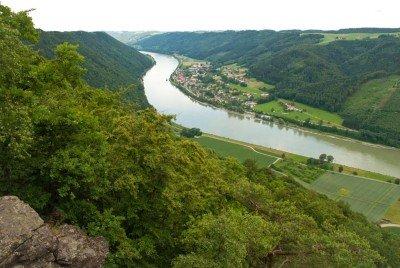 Jochenstein, Ebenstein, Passau, Donautal, Donauleiten