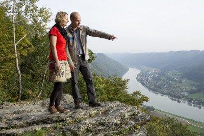 Wandern am Ebenstein